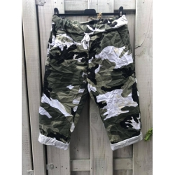 Jogging Army driekwart