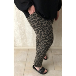 Joggingbroek Panterprint